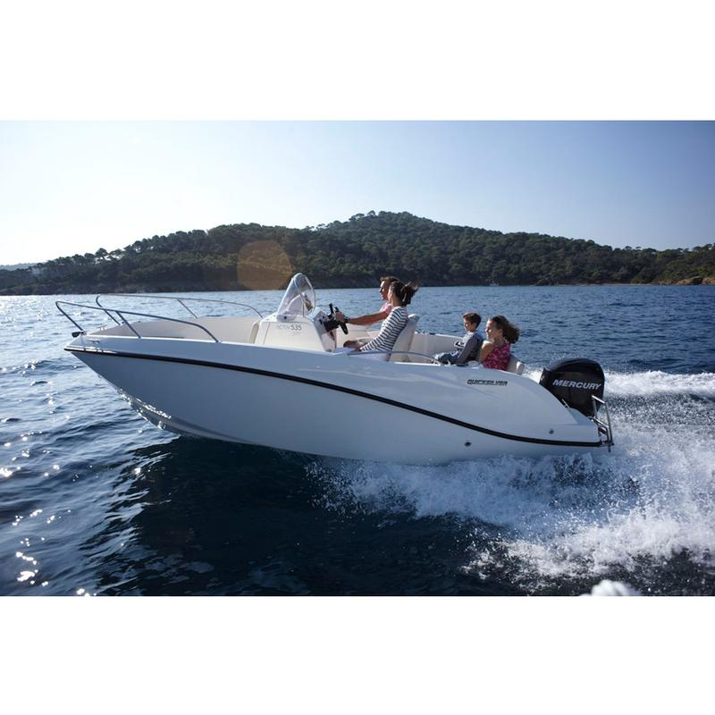 Quicksilver Activ 555 open -PRONTA CONSEGNA-