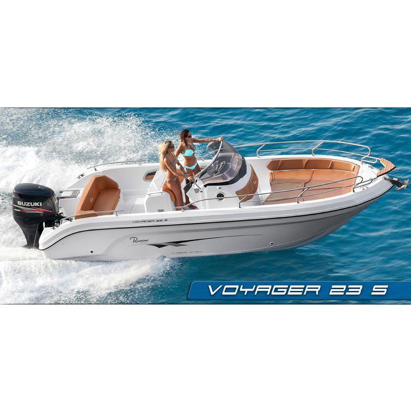 Ranieri Open Voyager 23 s