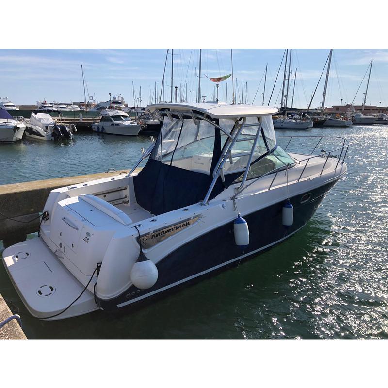 Sea Ray Amberjack 315